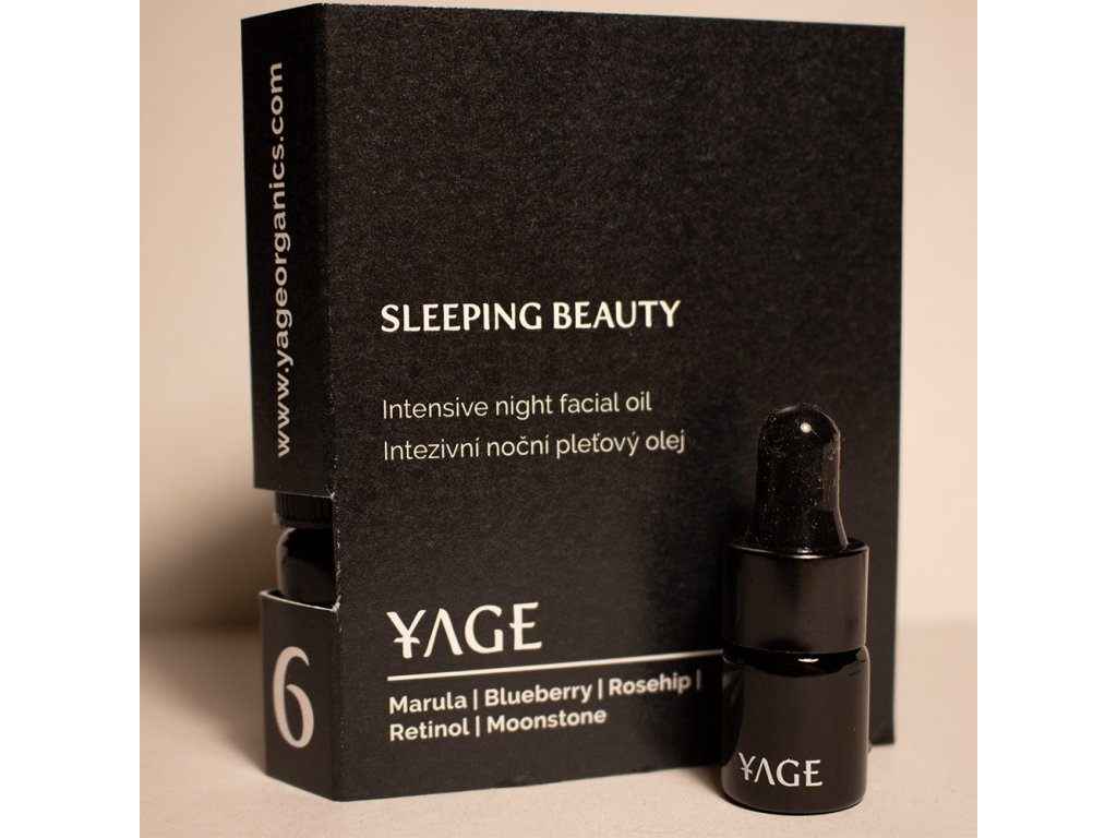 6 Sleeping Beauty vzorka