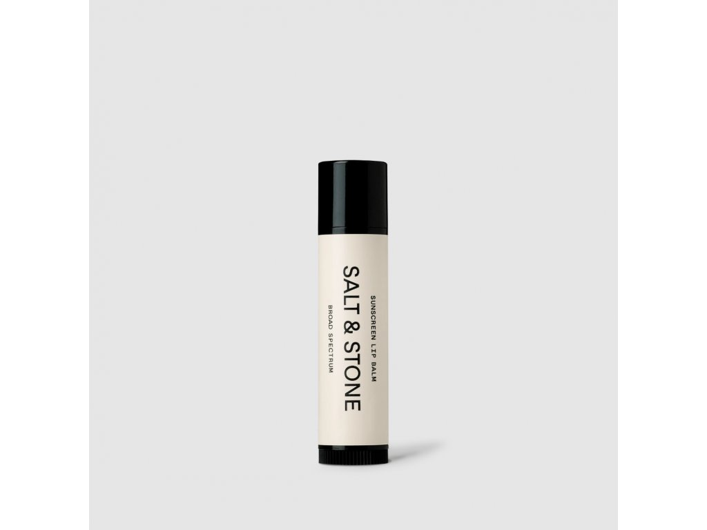 salt&stone lip balm spf 30