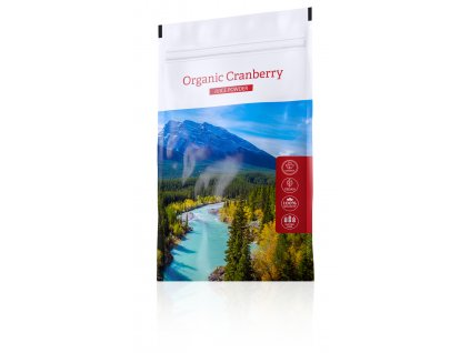 Organic Cranberry powder 300dpi
