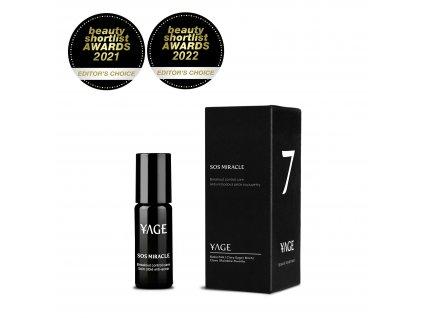 7 YAGE SOS miracle PP award