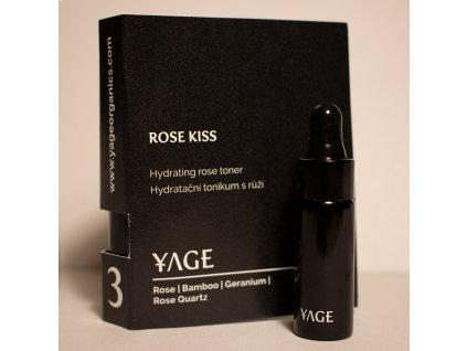 3 Rose kiss vzorka