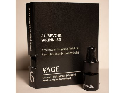 6 Au revoir wrinkles vzorka