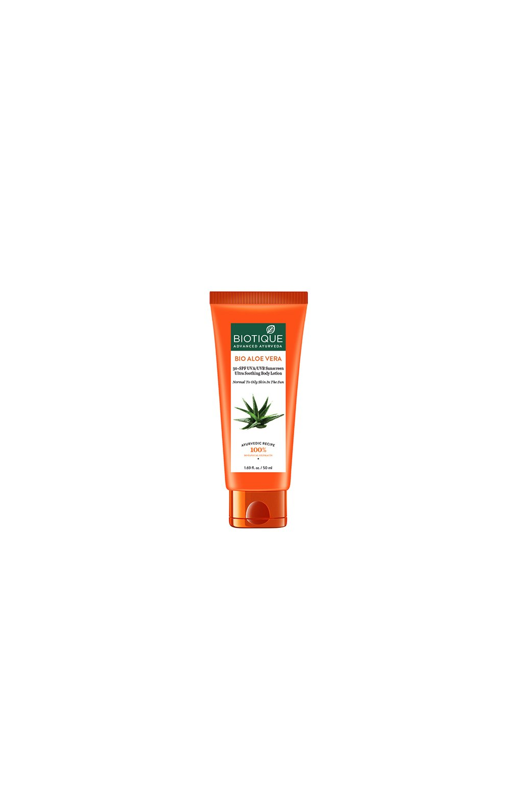 Bio aloe vera sunscreen – 50 ml[3432]