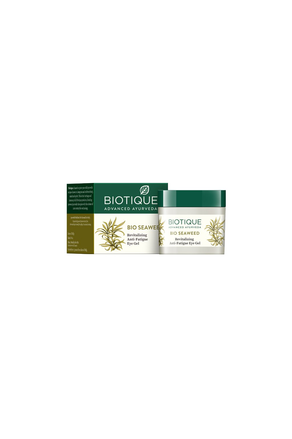 Bio seaweed revitalizing anti fatigue eye gel 1