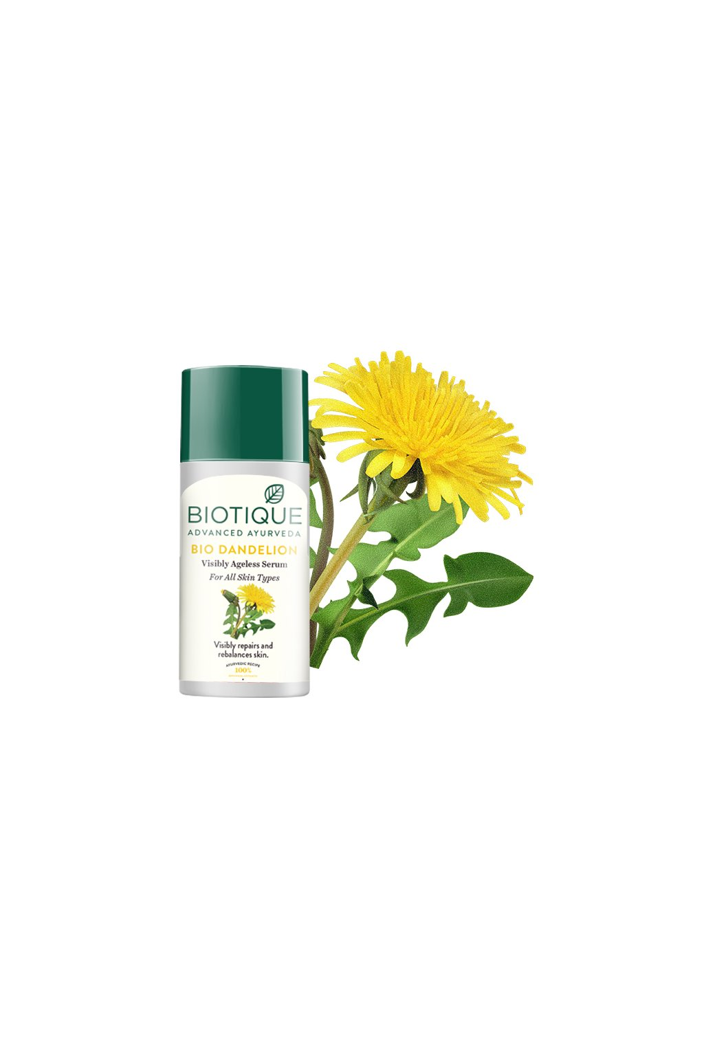 Bio dandelion visibly ageless serum 2