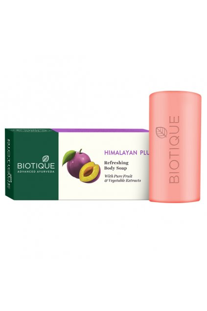 Himalayan plum refreshing body soap 1