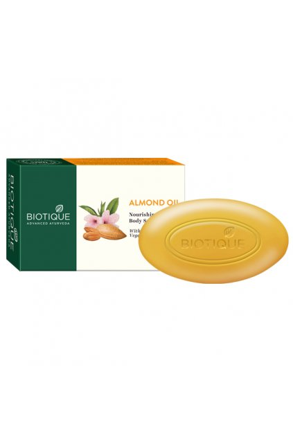 Almond oil body soap 75g 4