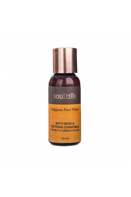 Nutgrass face wash 30 ml Soultree