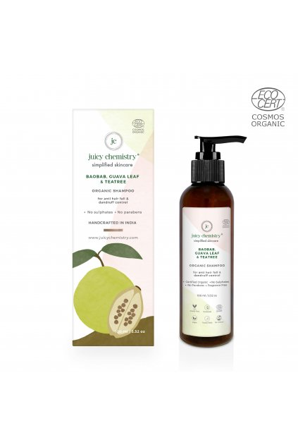 BAOBAB, GUAVA LEAF & TEATREE BOX AND BOTTLE