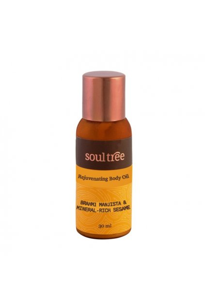 Body oil 30 ml soultree