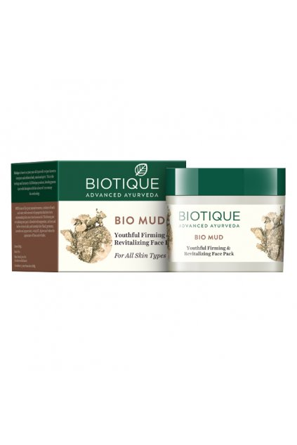 Bio mud youthful firming and revitalizing face pack 1