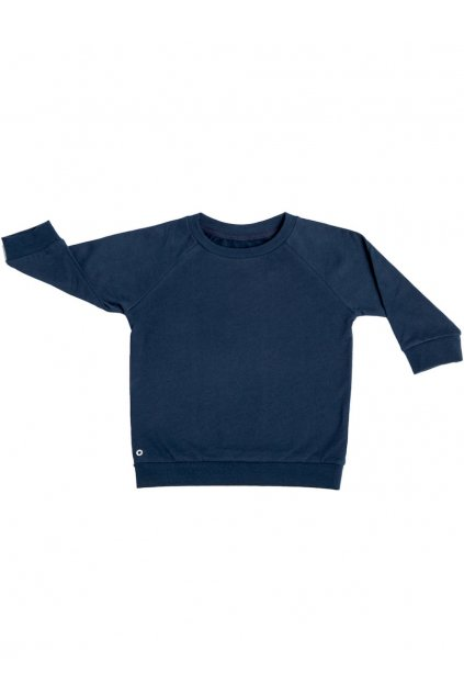 OH SO COSY SWEATER - NIGHT BLUE