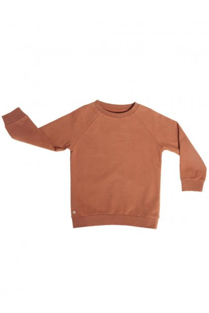 OH SO COSY SWEATER - CARAMEL COOKIE