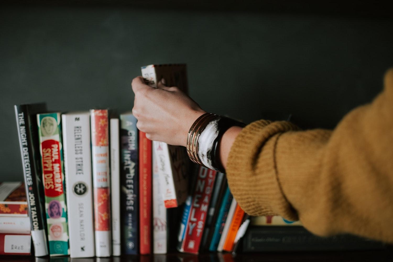 Kam se starými knihami