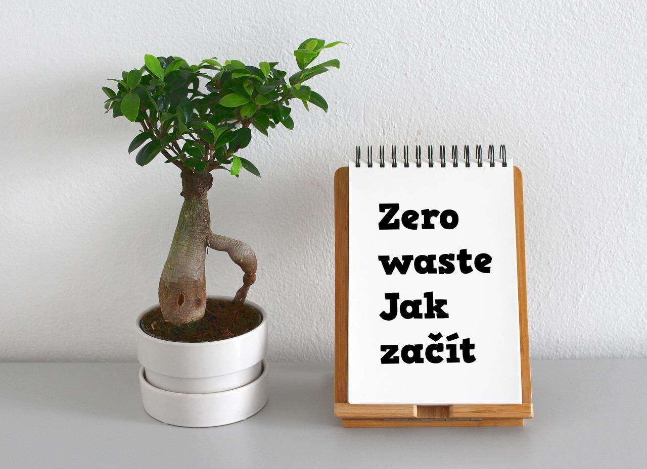 Zero waste - jak začít