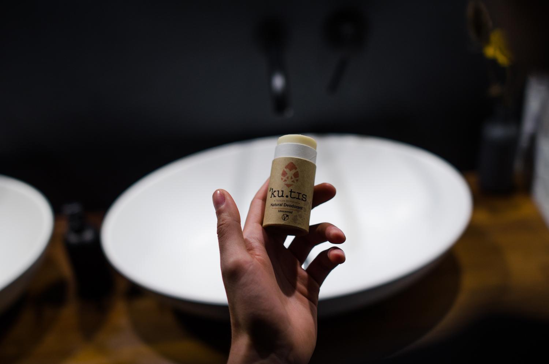 Přírodní deodorant 'Ku.tis