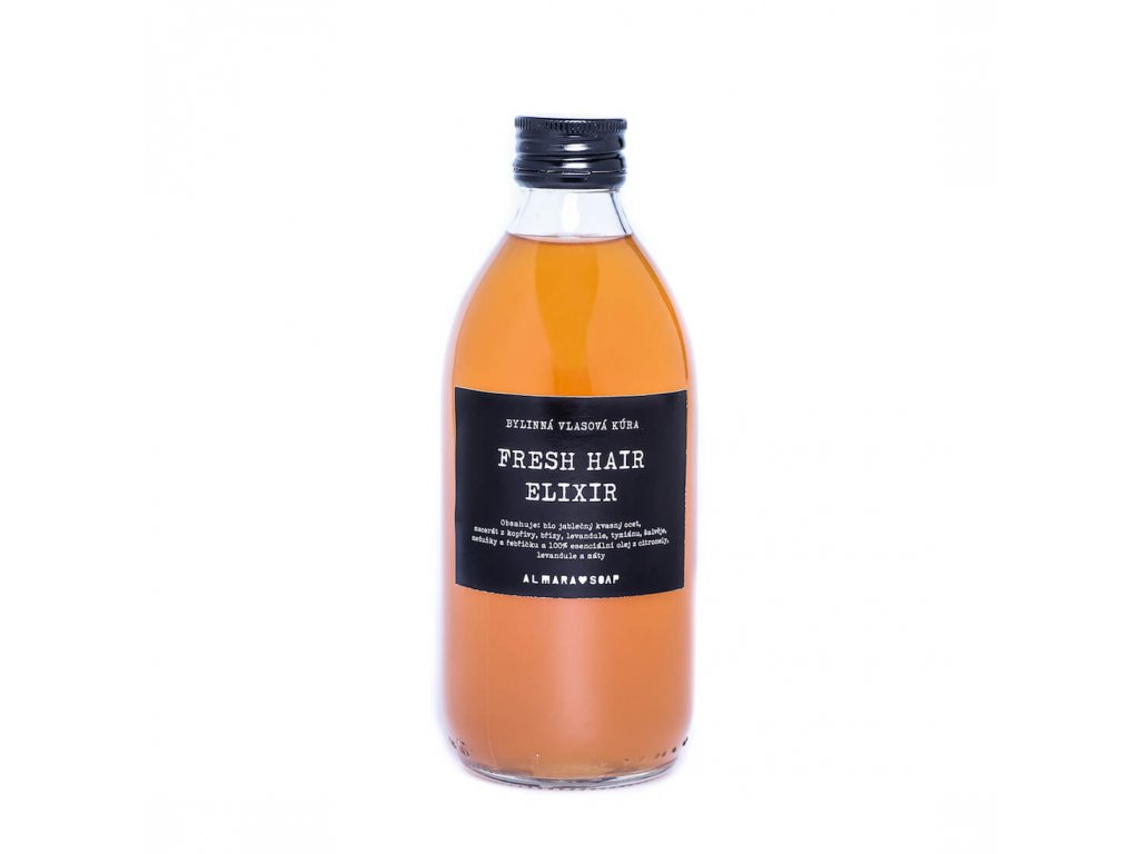 fresh hair elixir