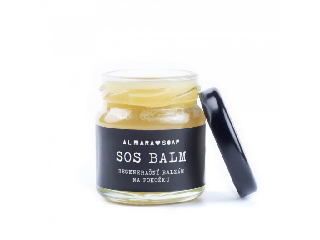 AS SOS Balm product CZ