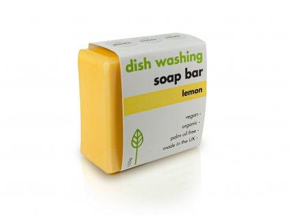 Dish washing soap bar lemond