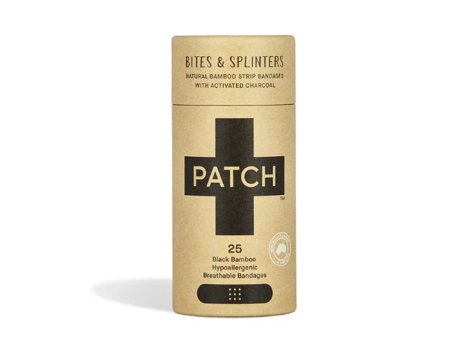 Patch charcoal 1