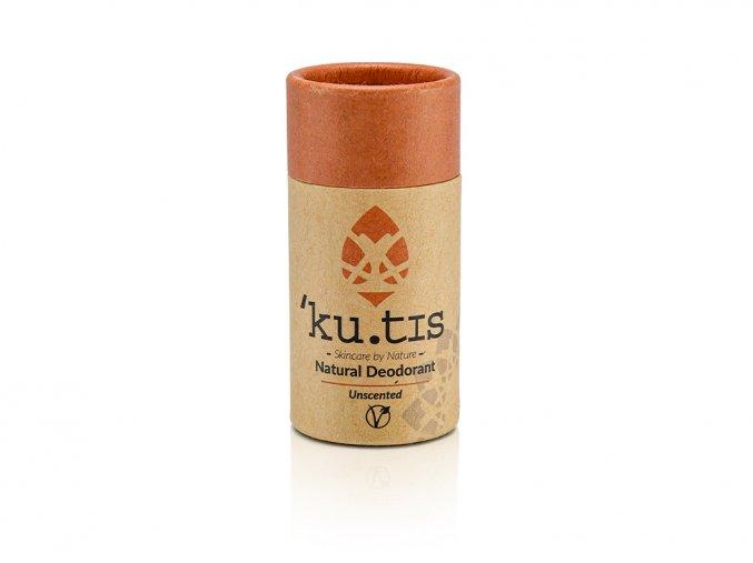 ´KU.TIS Přírodní deodorant Vegan (bez vůně) - 55g