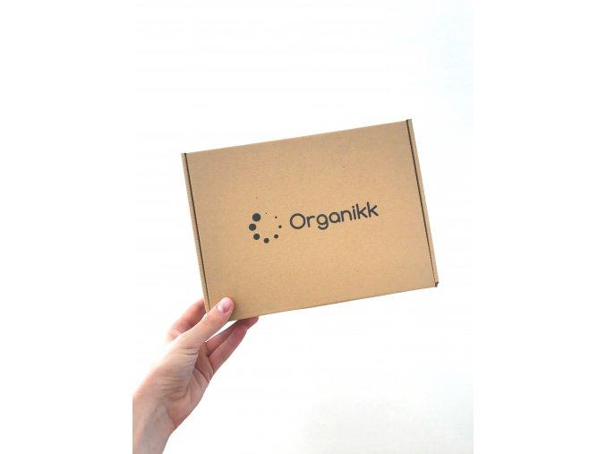 Organikk dárková krabice