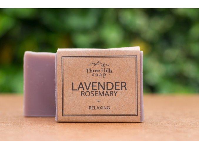 three hills soap lavender rosemary