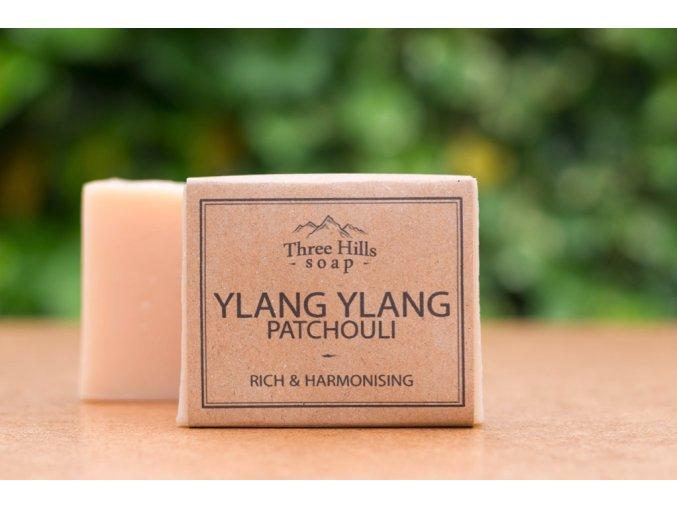 three hills soap ylang ylang patchouli