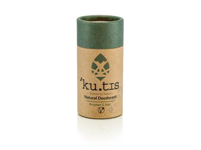 'KU.TIS Přírodní deodorant Bergamot & Šalvěj Vegan - 55g