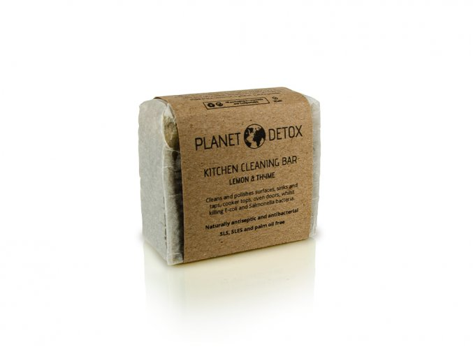 Planet detox kitchen cleaning bar lemond thyme