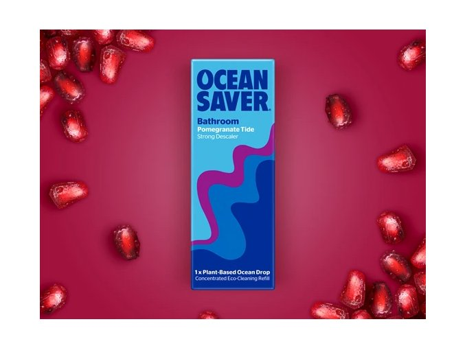 ocean saver koupelnovy cistic granatove jablko 1