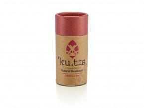 ´KU.TIS Přírodní deodorant Růže & Grapefruit s včelím voskem - 55g