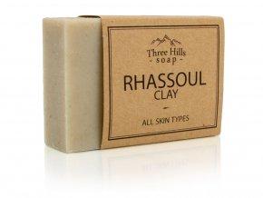 Three Hills Soap přírodní mýdlo Rhassoul jíl