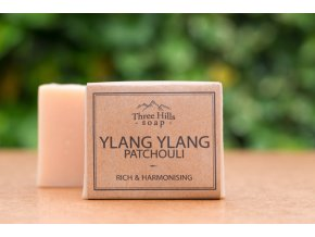 three hills soap ylang ylang patchouli