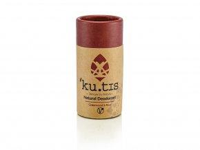 KU.TIS Přírodní deodorant Cedrové dřevo Růže Vegan 55g