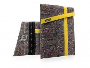 Sobieco obal na notebook 16 MacBook Pro obojí žlutá