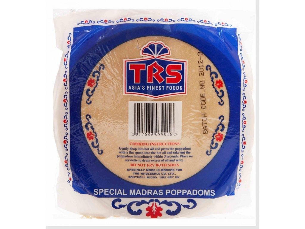 TRS Madras Poppadoms