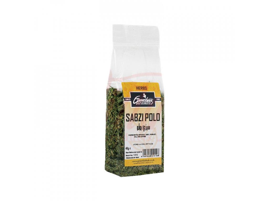 Greenfields Sabzi Polo