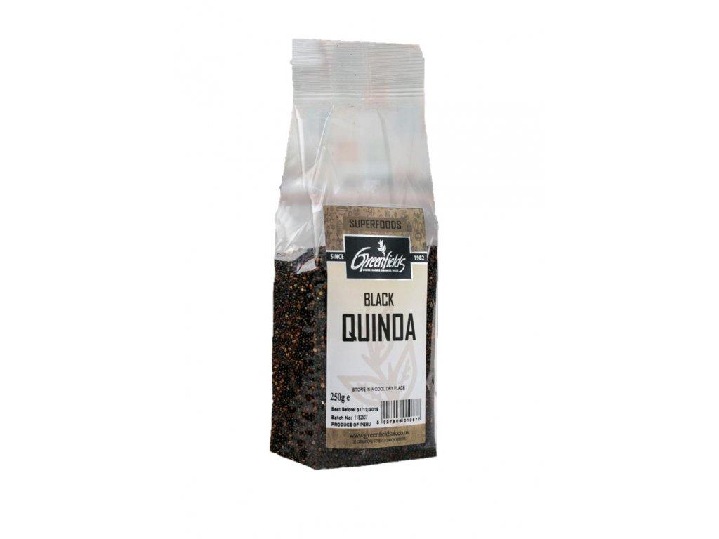 Greenfields Quinoa Černá 250g
