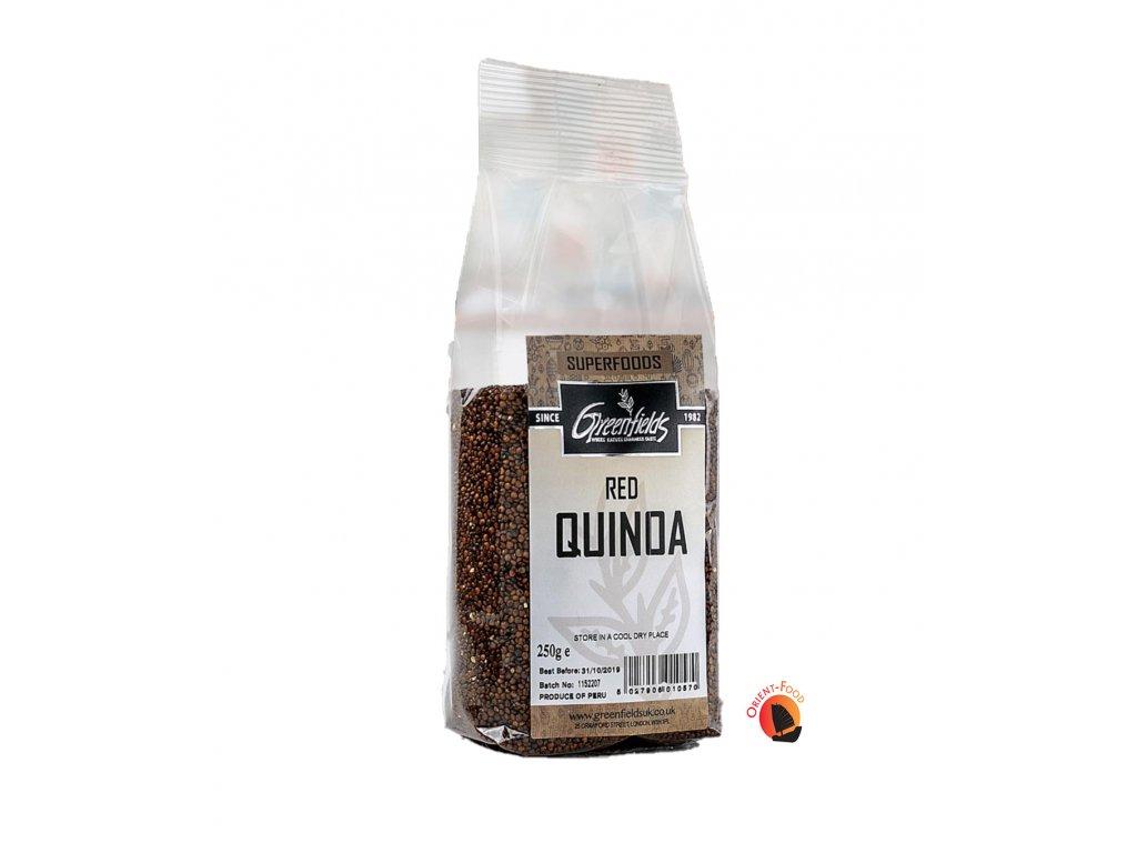 Greenfields Quinoa Červená 250g