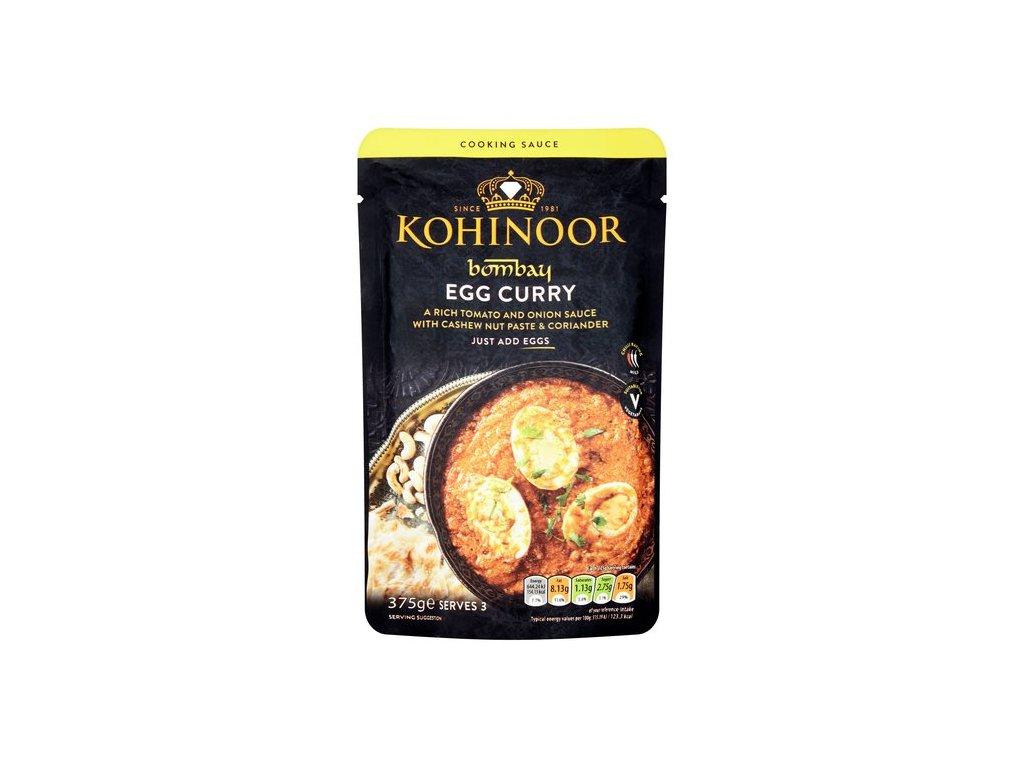 Kohinoor Bombay Kari s vejcem 375g