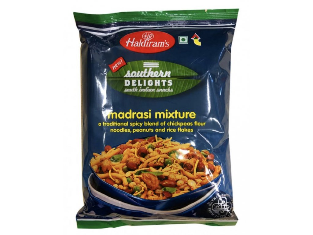 Haldirams Madrasi Mix 200g