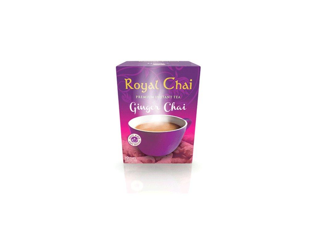 Royal Chai Zázvorový Čaj