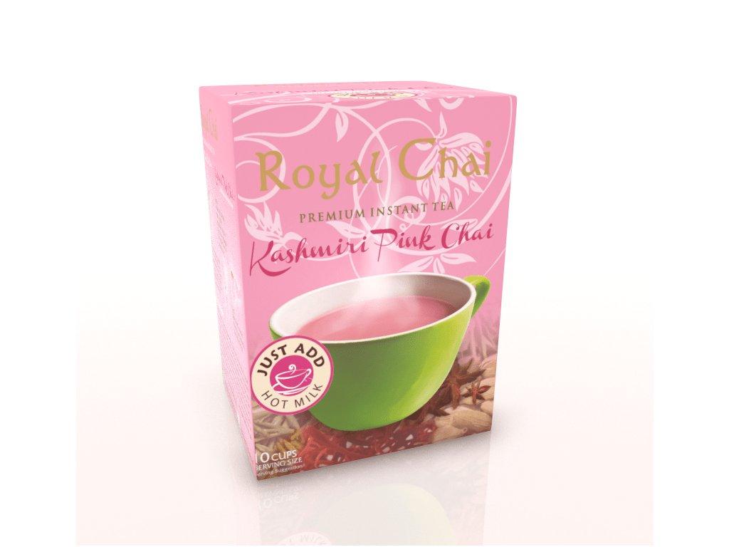 Royal Chai Kashmiri Pink Čaj