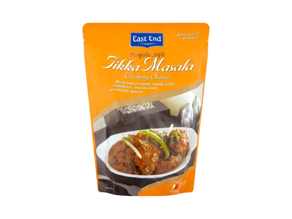 East End Tikka Masala omáčka na vaření