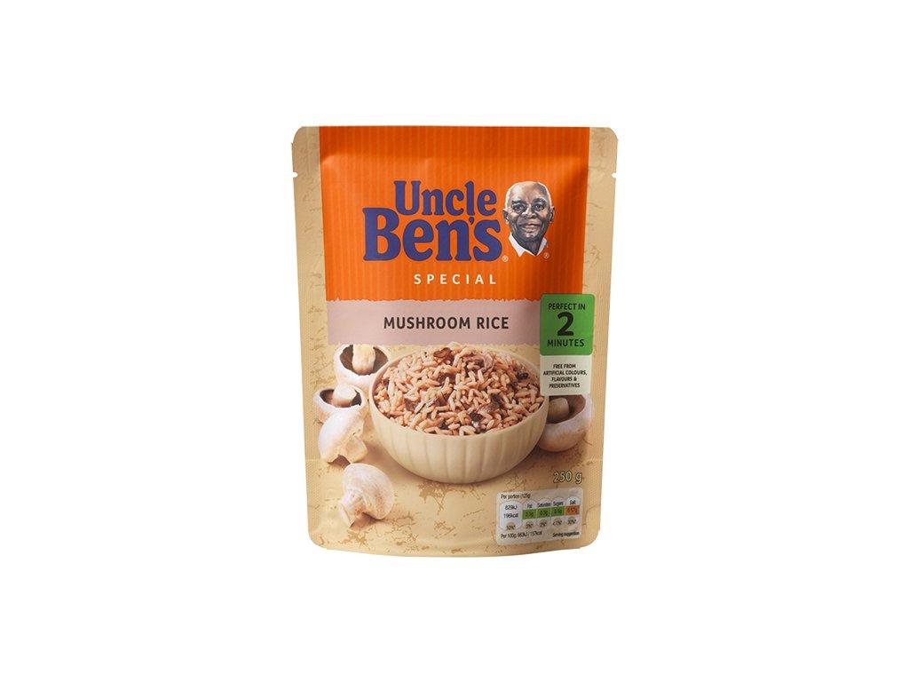 Uncle Ben's Houbová Rýže