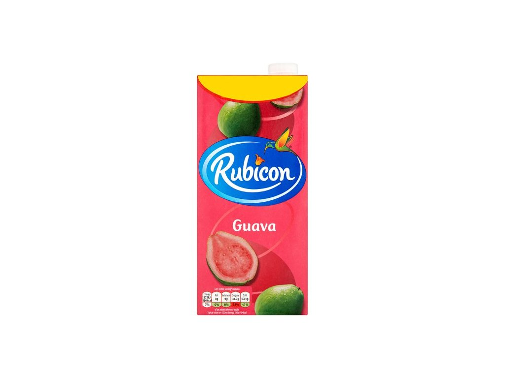 Rubicon Guava Juice Drink 1 Litre