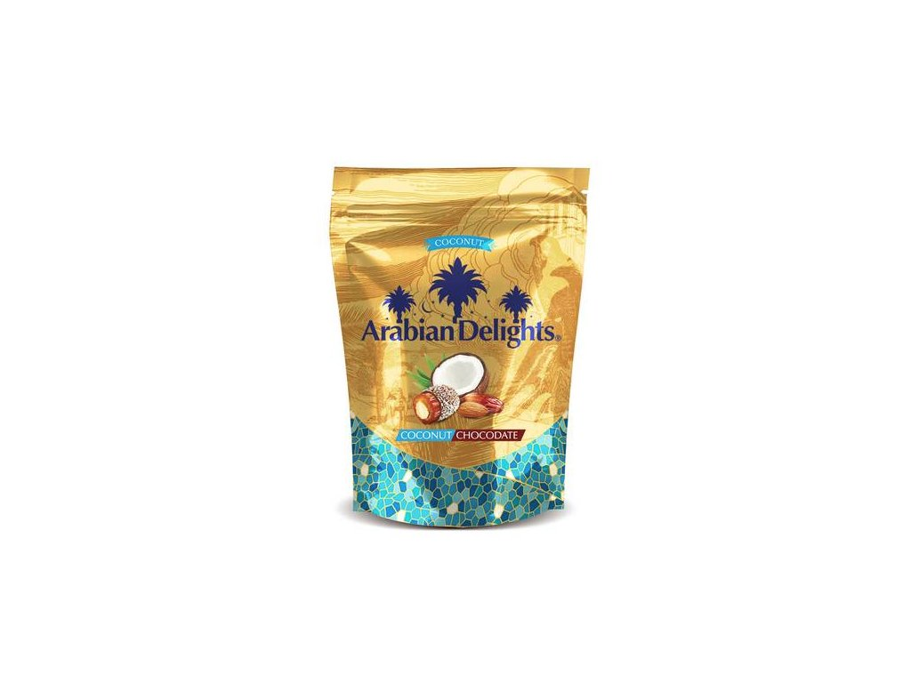 Arabian Delights Kokos & Čokoláda