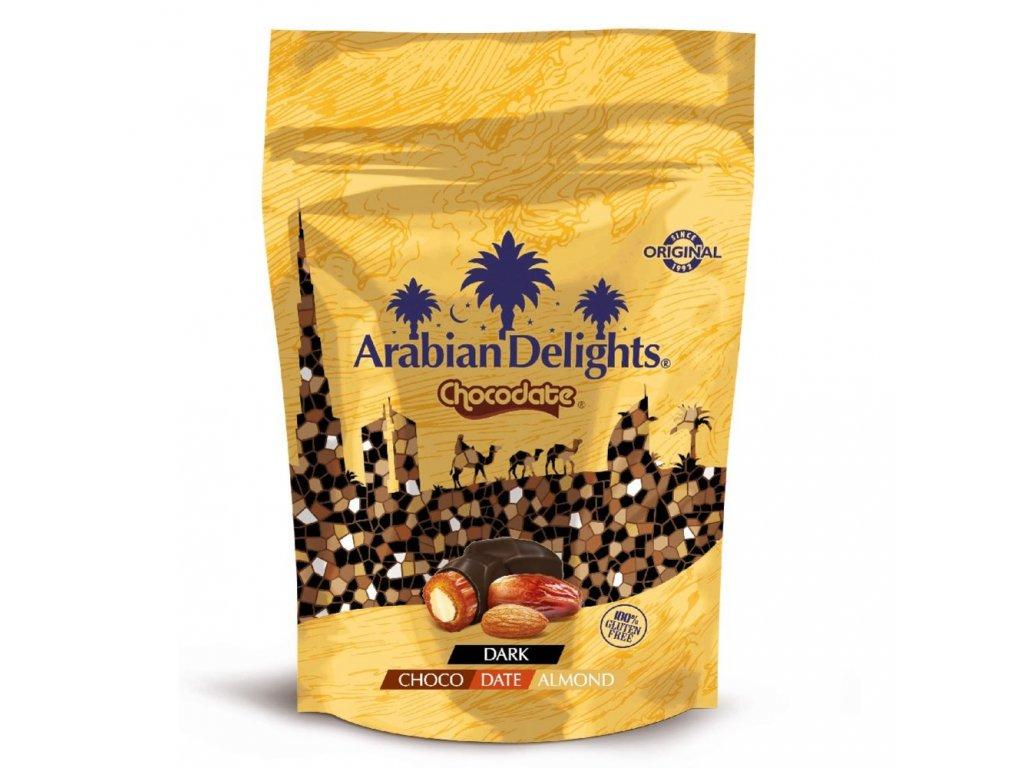Arabian Delights Tmavá čokoláda & Mandle