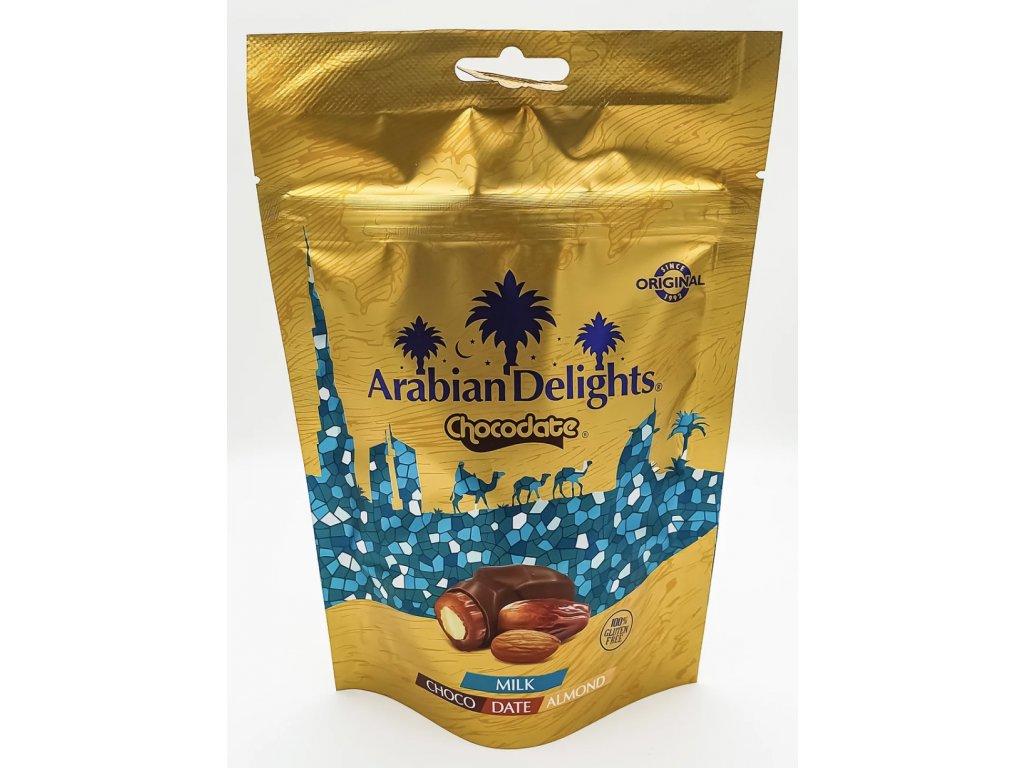 Arabian Delights Mléčná Čokoláda
